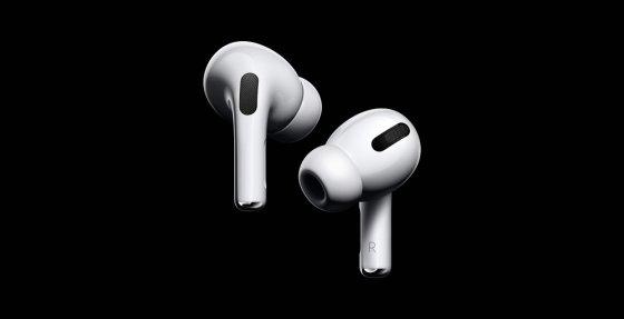 애플 무선 이어폰 '에어팟 프로' /사진=애플