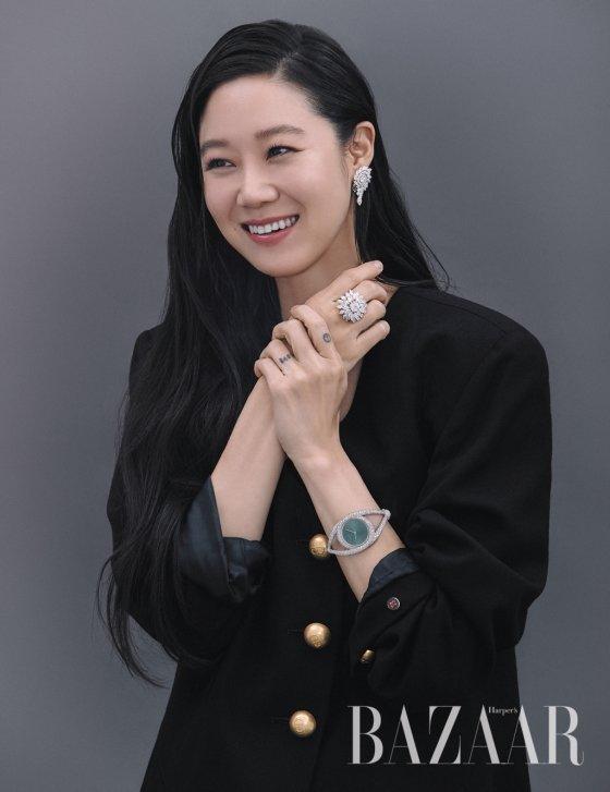 배우 공효진/사진제공=하퍼스바자 코리아