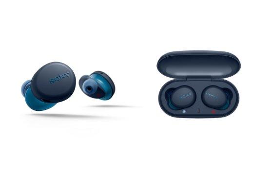 소니코리아 엑스트라 베이스 무선 이어폰 'WF-XB700' /사진=소니코리아