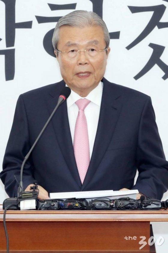 김종인 미래통합당 비상대책위원장 내정자. /사진=이기범 기자