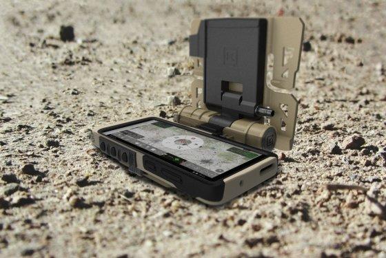 삼성전자 미군용 스마트폰 '갤럭시S20 택티컬 에디션(TE)' /사진=삼성전자