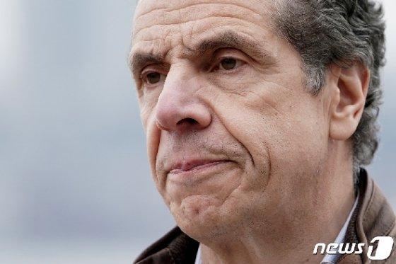 앤드류 쿠오모 뉴욕 주지사. © 로이터=뉴스1 © News1 자료 사진