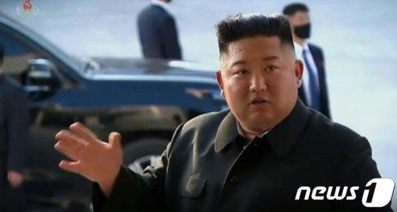 김정은 북한 국무위원장 / 사진=뉴스1(조선중앙TV 갈무리)