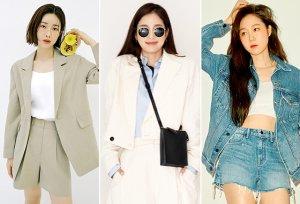 비오고 쌀쌀한 날씨…★들의 '재킷' 스타일 추천