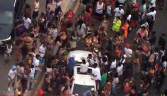 일부 미국인들이 '메모리얼데이'(현충일) 연휴 동안 사회적 거리두기를 지키지 않은 것으로 나타났다. /사진=CNN