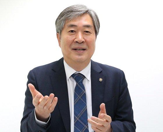 한국생산기술연구원 이낙규 원장/사진=홍봉진 기자