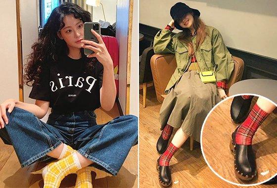 배우 오연서, 모델 김진경/사진=각 스타 인스타그램