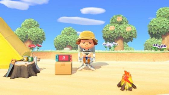 닌텐도 스위치 게임 '모여봐요 동물의 숲' 인게임 화면캡쳐/사진=닌텐도 홈페이지