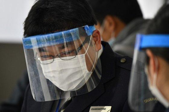 지난 3월 일본 도쿄 인근 나리타공항의 모습. /사진=AFP