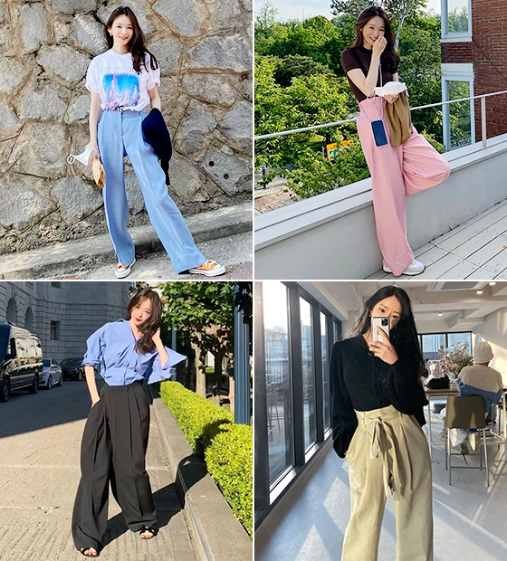 그룹 다비치 강민경, 가수 효민/사진=각 스타 인스타그램