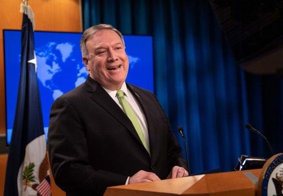 마이크 폼페이오 미 국무장관 /AFPBBNews=뉴스1