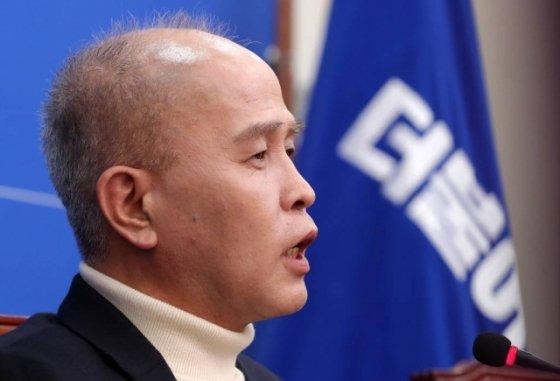 이용우 더불어민주당 당선인. /사진=김창현 기자.