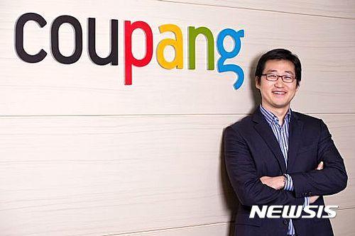 쿠팡 김범석 대표 /사진=뉴시스