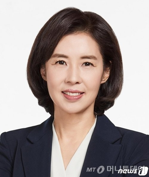 (서울=뉴스1) = 청와대는 31일 청와대 교육비서관에 박경미 전 의원을 임명한다고 밝혔다. (청와대 제공) 2020.5.31/뉴스1
