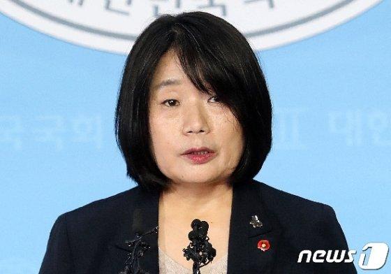 윤미향 더불어민주당 비례대표 국회의원. 2020.5.29/뉴스1