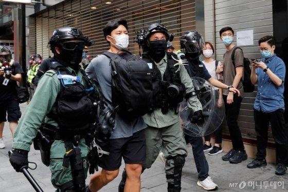 홍콩 / 사진제공=로이터