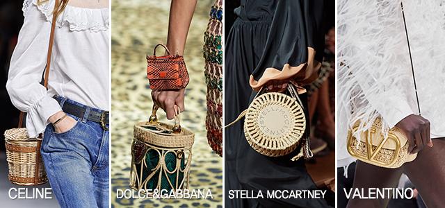 /사진=셀린느, 돌체앤가바나, 스텔라 맥카트니, 발렌티노 2020 S/S 컬렉션