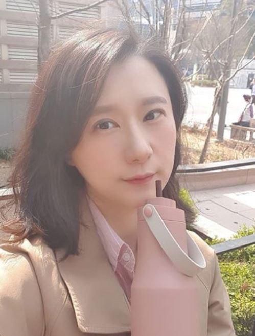 김유리 리포터. /사진=김유리 리포터 인스타그램