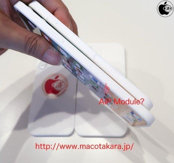 아이폰12 시리즈 예상 모형. /사진=맥오타카라