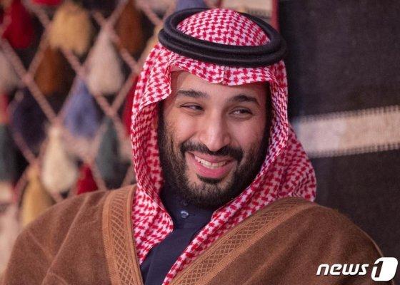 무함마드 빈 살만 사우디 아라비아 왕세자 /AFP=뉴스1