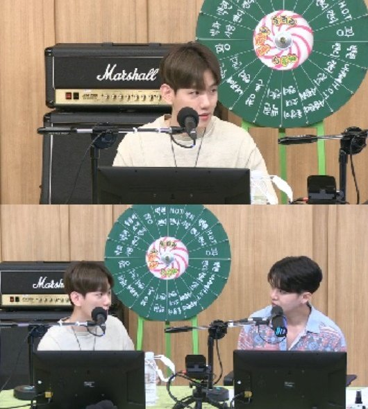 SBS 파워FM '두시탈출 컬투쇼' 보이는 라디오 캡처. 사진=뉴스1