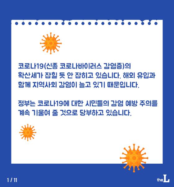 [카드뉴스] 마스크 더워도 불편해도 필수!