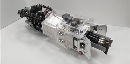 KAIST, 땅파는 '두더지' 모방 로봇 개발…지하자원·우주행성 탐사 활용