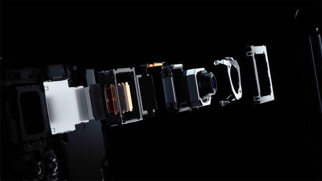 비보 X50 프로 카메라 구조 /사진=비보