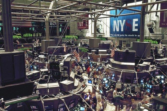 뉴욕증권거래소(NYSE)/사진=pixabay
