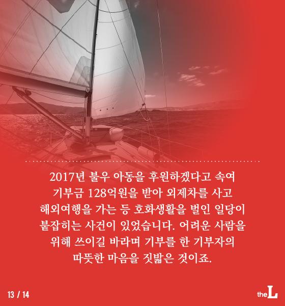 [카드뉴스] 기부금 불투명 NO!…'윤미향 방지법'