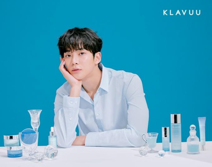 """""""수분·탄력 잡자"""" 클라뷰, '블루 펄세이션 앰플·아이크림' 출시"""
