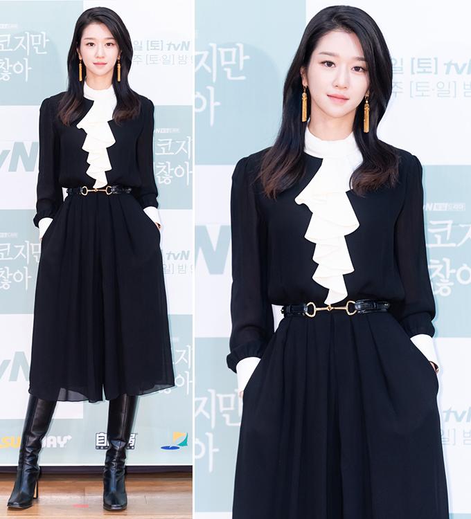 배우 서예지/사진=tvN