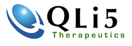 QLi5 Therapeutics(큐리5) 로고.