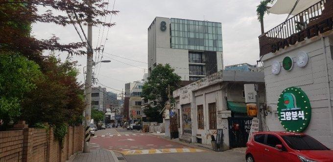성동구 성수동2가 일대 전경/사진=조한송 기자