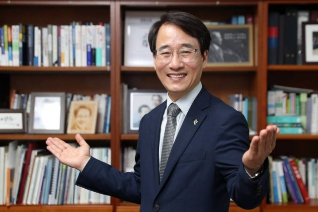 이원욱 더불어민주당 의원 인터뷰/사진=이기범 기자