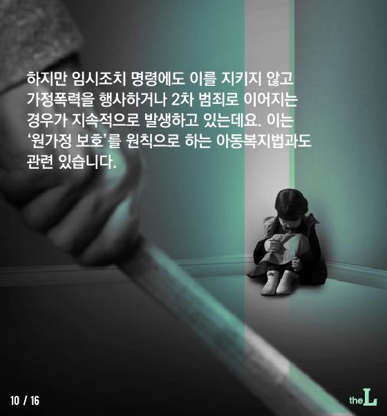 """[카드뉴스] """"아빠·엄마가 무서워요"""""""