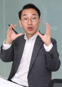 박정욱 산업통상자원부 투자정책관 / 사진=홍봉진기자 honggga@