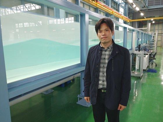오상호 한국해양과학기술원( KIOST) 에너지연구센터 책임연구원/사진=류준영 기자