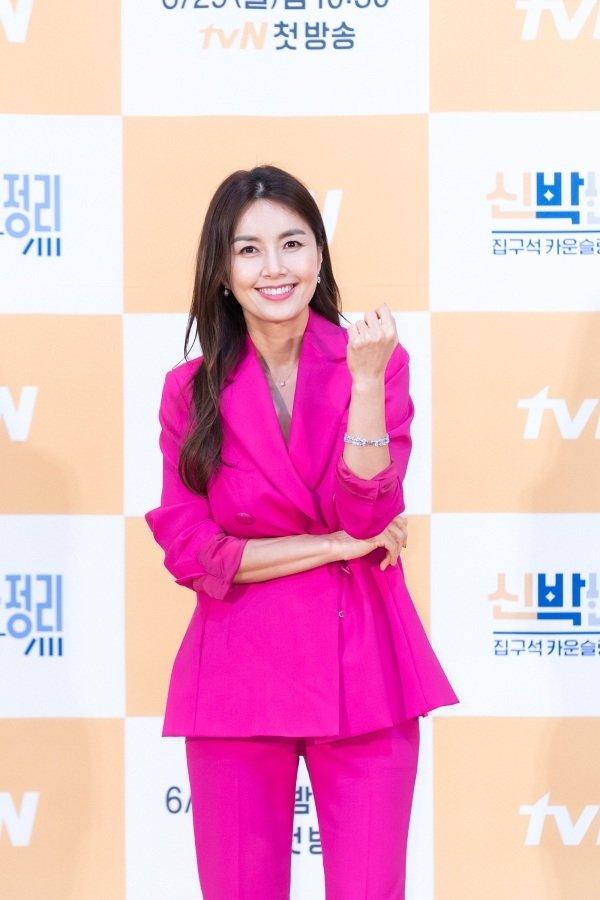 배우 신애라/tvN '신박한 정리' 제공 © 뉴스1
