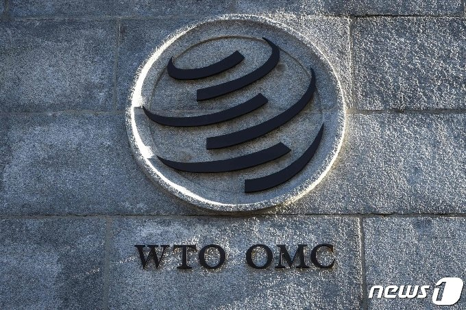세계무역기구(WTO) 로고 <자료사진> © AFP=뉴스1