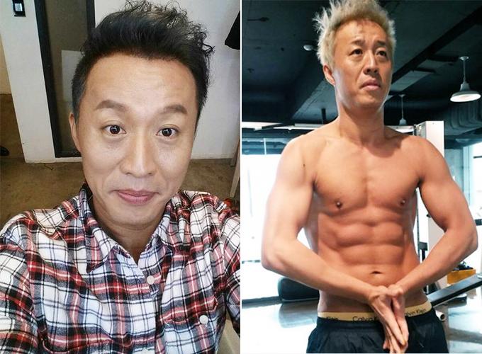 개그맨 정준하/사진=정준하 인스타그램
