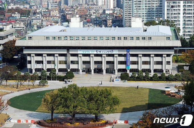 인천광역시청 전경 / 뉴스1DB © News1 정진욱 기자