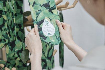 """네파, 친환경 도시 만들기 캠페인…""""재활용 우산 커버 찾아봐"""""""