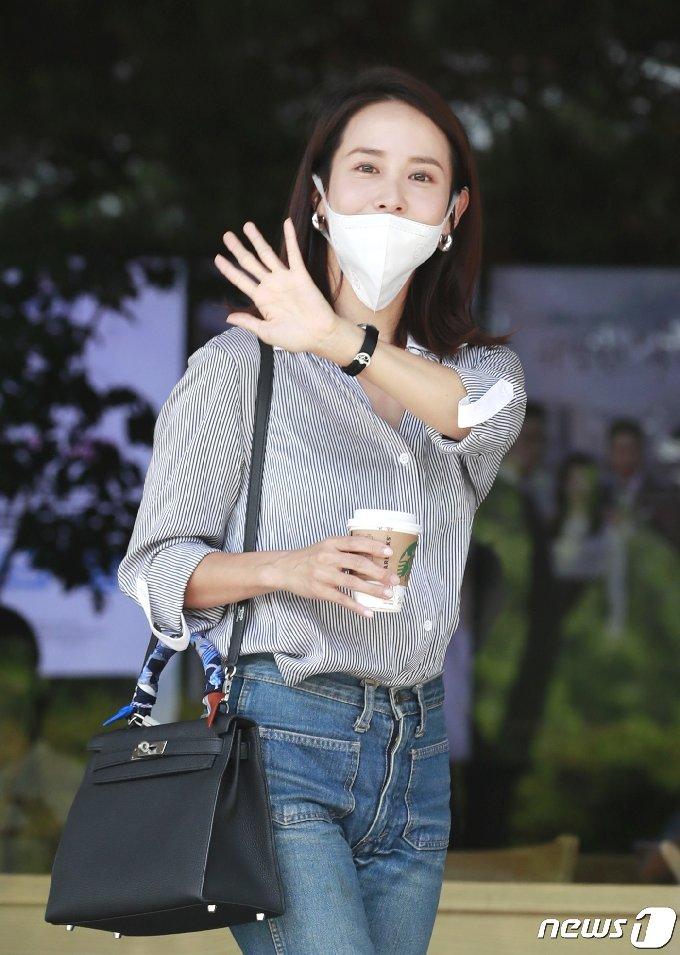 '우아한 인사' © News1