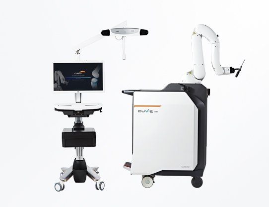 큐렉소, 인공관절 수술로봇 '큐비스-조인트' 인도기업 장기공급