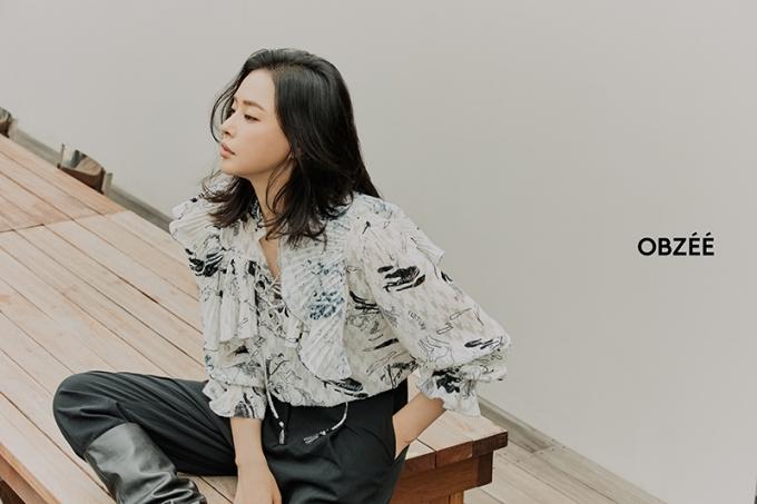 배우 이하늬/사진제공=오브제(OBZEE)