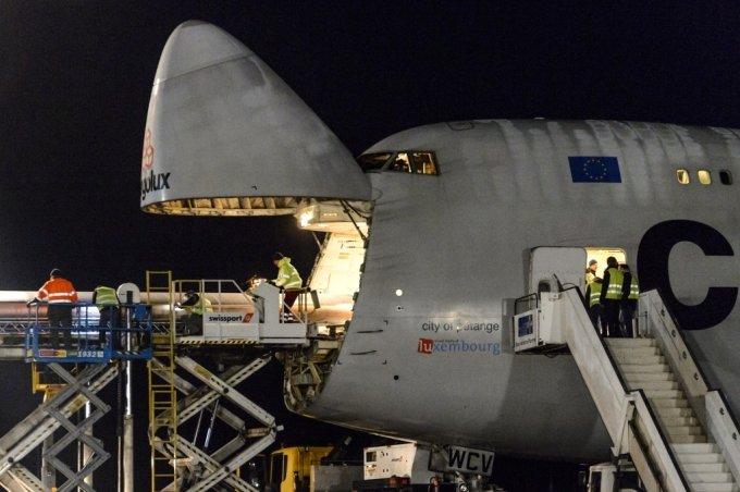 보잉 747 화물기. /사진=AFP