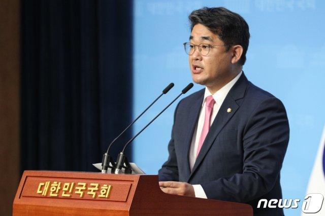 배준영 미래통합당 대변인. /사진=뉴스1.