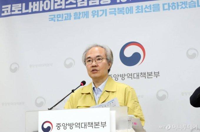 권준욱 중앙방역대책본부 부본부장/사진=뉴시스
