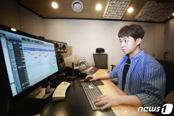 황현 프로듀서 © News1 권현진 기자